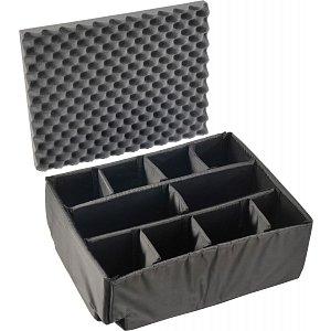 Přepážky na suchý zip pro kufr PELI STORM iM2720