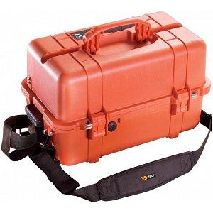 Lékařský odolný kufr Peli case EMS 1460