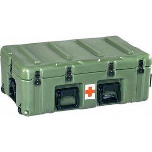 Lékařský odolný kufr Peli case Medchest3182