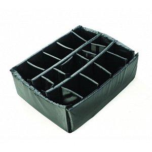 Přepážky na suchý zip pro odolný kufr PELI case 1500