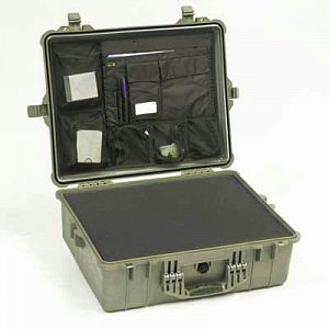 Odolný kufr Peli case 1600