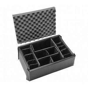 Přepážky na suchý zip pro kufr PELI STORM iM2950