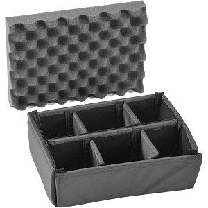 Přepážky na suchý zip pro kufr PELI STORM iM2100