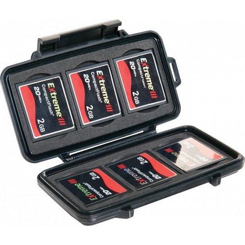 Peli case  0945 odolné pouzdro na paměťové karty CF/CM