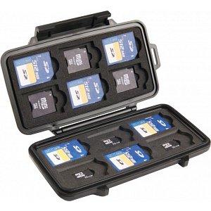 Peli case 0915 odolné pouzdro na paměťové karty SD