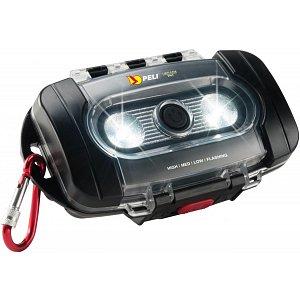 Peli case LED light mikrokufr se svítilnou 9000