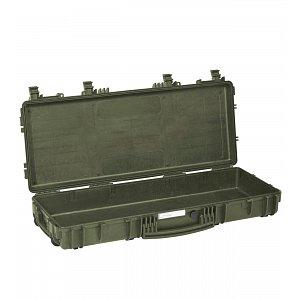 Vodotěsný kufr model 9413 zelený