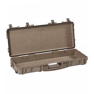 Vodotěsný kufr model 9413 pískový