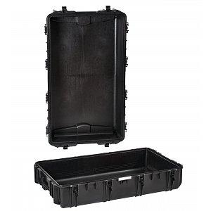 Vodotěsný kufr model 10840 černý