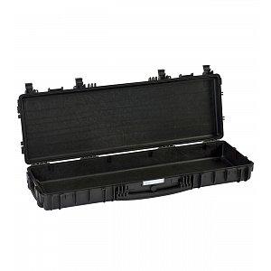 Vodotěsný kufr model 11413 černý - na zbraně