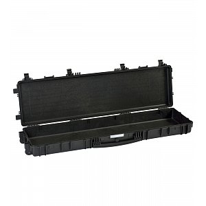 Vodotěsný kufr model 13513 černý - na zbraně