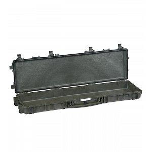 Vodotěsný kufr model 13513 zelený - na zbraně