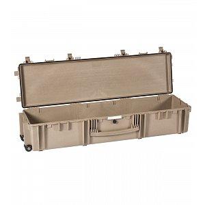 Vodotěsný kufr model 13527 pískový