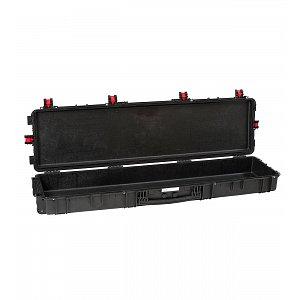 Vodotěsný kufr model 15416 černý - na zbraně