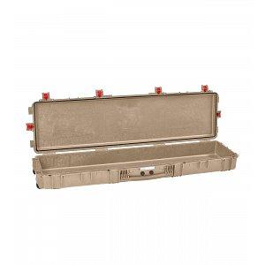 Vodotěsný kufr model 15416 pískový - na zbraně