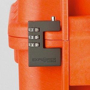 Kombinační zámek na kufry Explorer