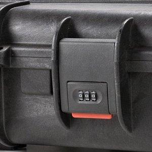 Přezka na kufry Explorer s kombinačním zámkem