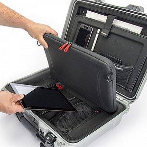 NANUK - Odolný kufr model 923 na laptop - černý