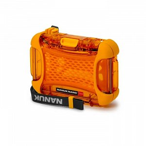 NANUK - Voděodolné pouzdro Nano 310 - oranžové