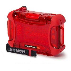 NANUK - Voděodolné pouzdro Nano 320 - červené
