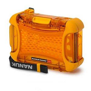 NANUK - Voděodolné pouzdro Nano 320 - oranžové