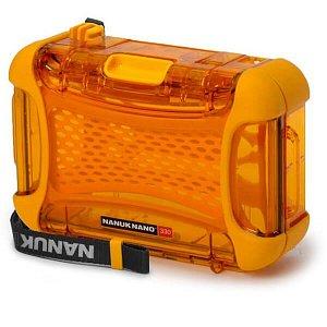NANUK - Voděodolné pouzdro Nano 330 - oranžové