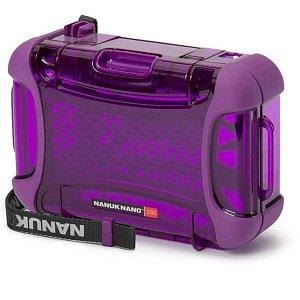 NANUK - Voděodolné pouzdro Nano 330 - fialové