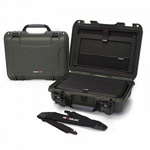 NANUK - Odolný kufr model 923 na laptop - zelený