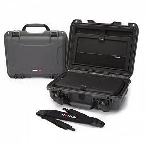 NANUK - Odolný kufr model 923 na laptop - šedý