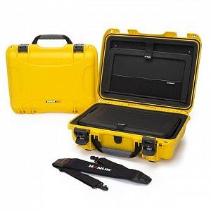 NANUK - Odolný kufr model 923 na laptop - žlutý