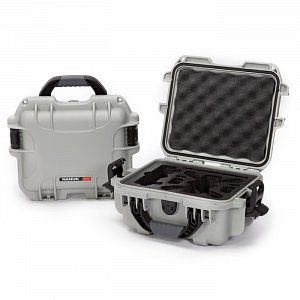 NANUK - Odolný kufr model 905 na dron DJI Spark - stříbrný