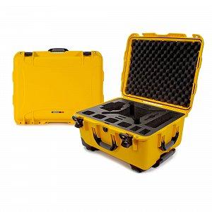 NANUK - Odolný kufr model 950 na dron DJI Phantom 4 - žlutá