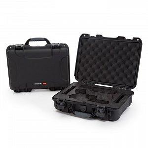 NANUK - Odolný kufr model 910 2UP Glock Pistol - černá