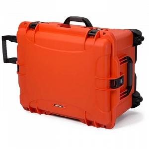 NANUK - Odolný cestovní kufr model 960 - oranžový