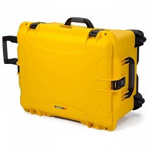 NANUK - Odolný cestovní kufr model 960 - žlutý