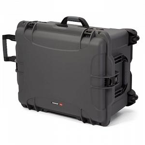 NANUK - Odolný cestovní kufr model 960 - šedý