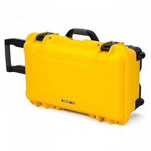 NANUK - Odolný cestovní kufr model 935 - žlutý