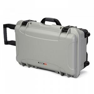 NANUK - Odolný cestovní kufr model 935 - stříbrný