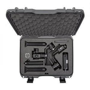 NANUK - Odolný kufr model 923 na stabilizátor DJI Ronin-S - šedý