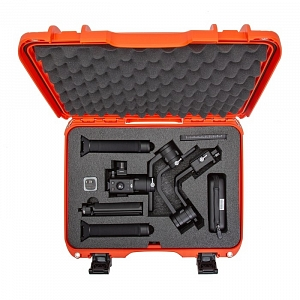 NANUK - Odolný kufr model 923 na stabilizátor DJI Ronin-S - oranžový