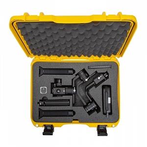 NANUK - Odolný kufr model 923 na stabilizátor DJI Ronin-S - žlutý