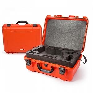 NANUK - Odolný kufr model 940 na gimbal DJI Ronin-M - oranžový