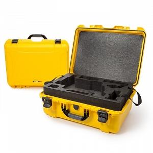 NANUK - Odolný kufr model 940 na gimbal DJI Ronin-M - žlutý