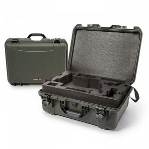 NANUK - Odolný kufr model 940 na gimbal DJI Ronin-M - zelený