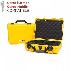 NANUK - Odolný kufr model 910 na stabilizátory DJI Osmo - žlutý