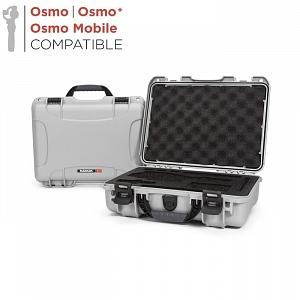 NANUK - Odolný kufr model 910 na stabilizátory DJI Osmo - stříbrný