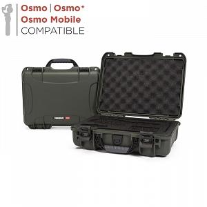 NANUK - Odolný kufr model 910 na stabilizátory DJI Osmo - zelený