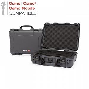 NANUK - Odolný kufr model 910 na stabilizátory DJI Osmo - šedý