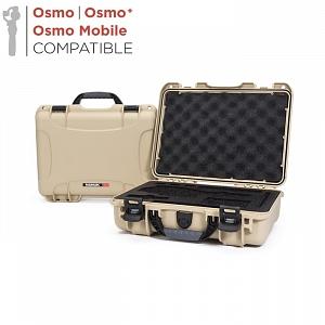 NANUK - Odolný kufr model 910 na stabilizátory DJI Osmo - pískový
