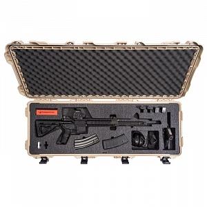 NANUK - Odolný kufr model 990 AR 15 Rifle - pískový